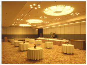 グランドプリンスホテル新高輪3F ホール平安画像